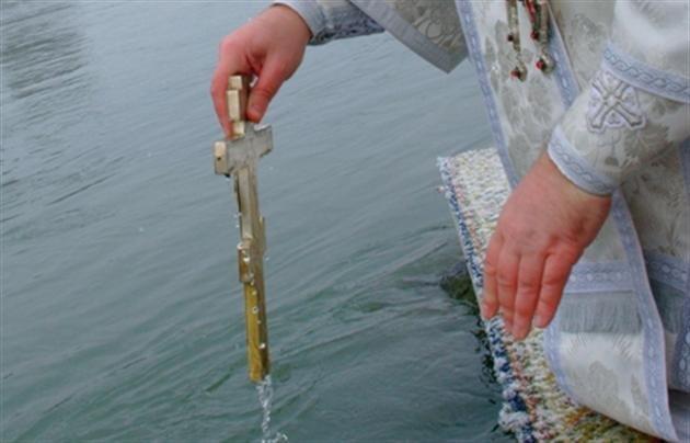 У Рахові проведуть Йорданське освячення води