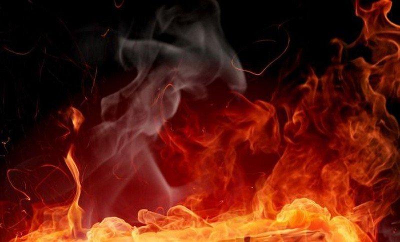 У Рахові сталася пожежа