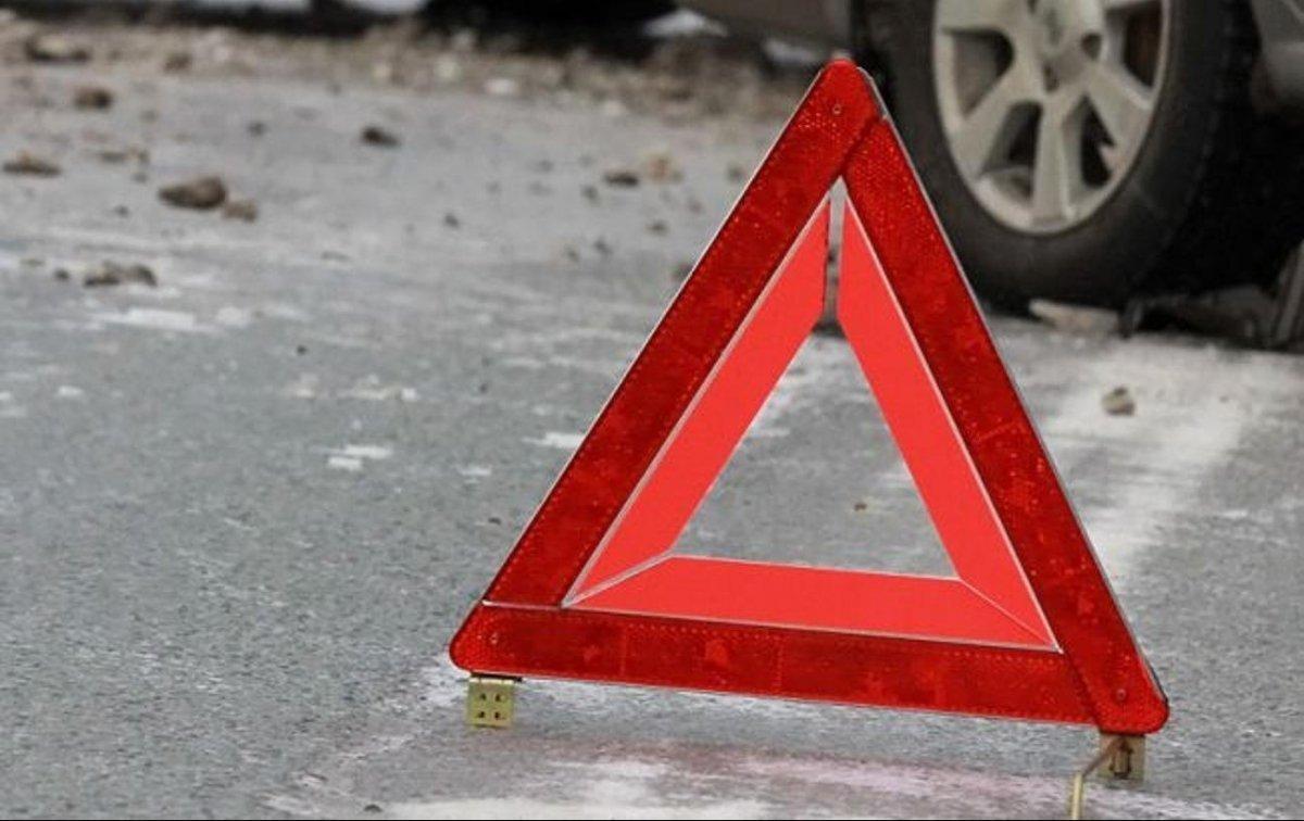 В мережі з'явилось відео смертельної ДТП на Рахівщині, у якій загинув велосипедист (ВіДЕО)
