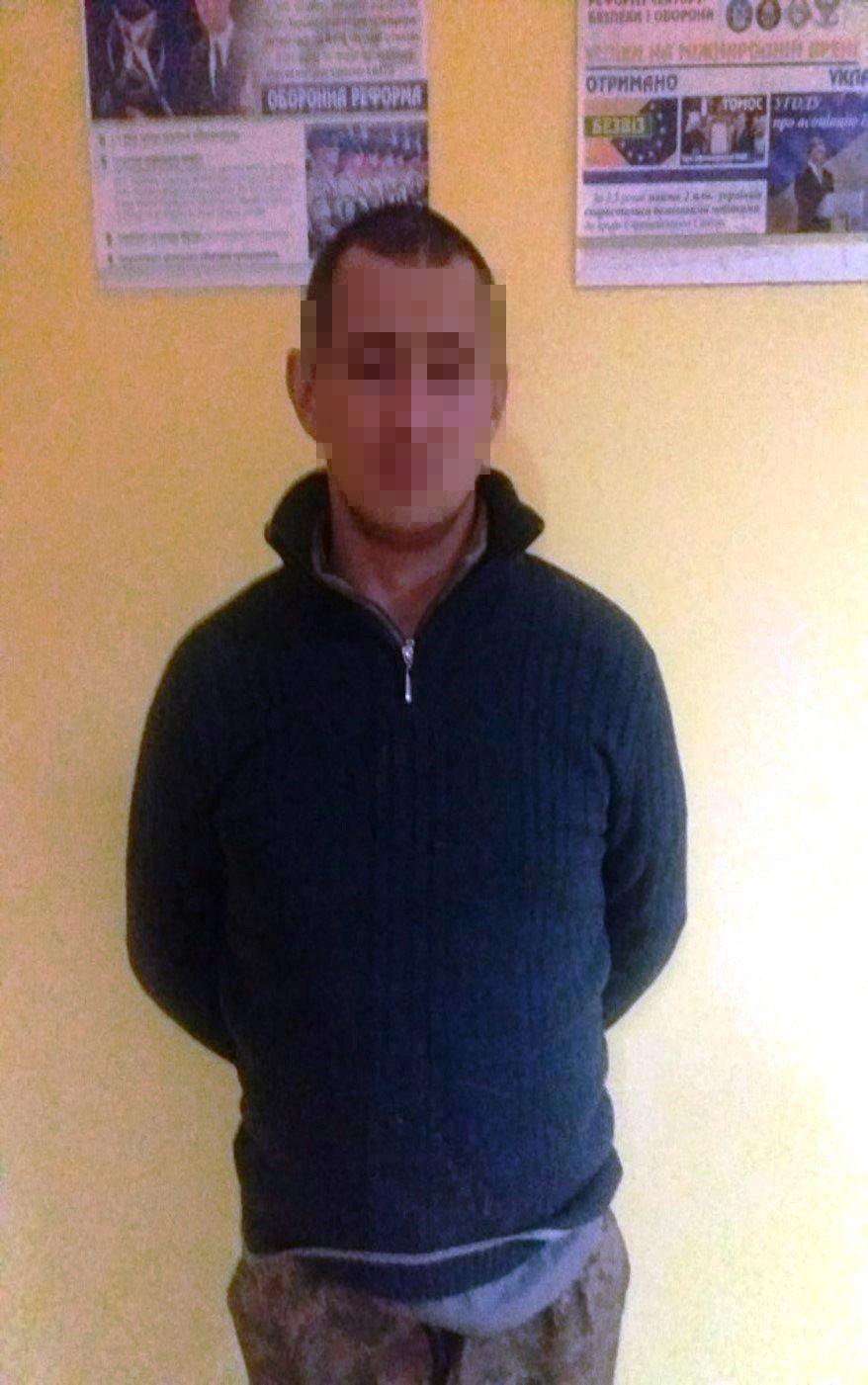 Рахівським прикордонникам довелось ловити зловмисників, які погрожували їм розправою (ФОТО)