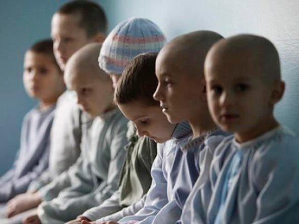 Кількість хворих на рак дітей за останні роки зросла на майже 14%
