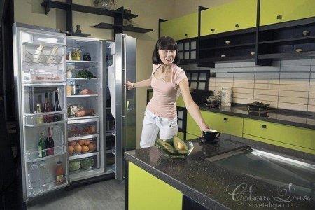 Як вибрати холодильник для великої родини